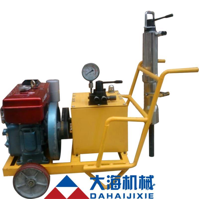 柴油分裂机