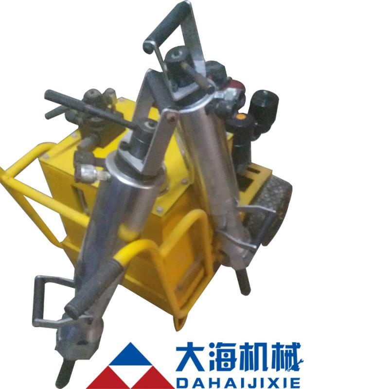 柴油岩石分裂机
